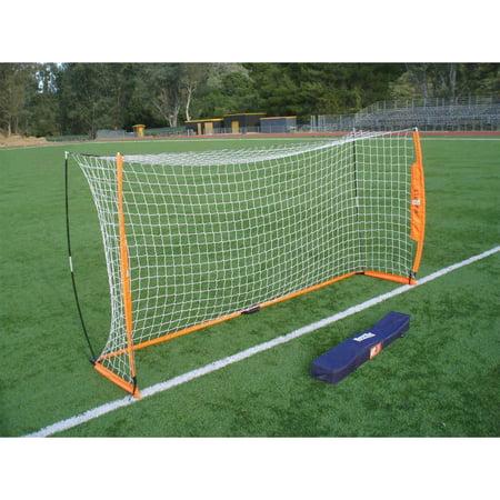 e39b7b480 Bownet 6 Foot x 12 Foot Portable Youth Training Practice Soccer Goal,  Orange - Walmart.com
