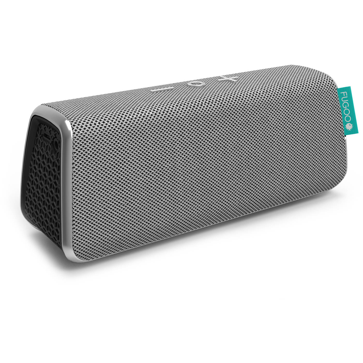 FUGOO VV2475 Style Rechargeable Portable Dust Snow Shock Waterproof Bluetooth Speaker with Built-In Microphone by Fugoo