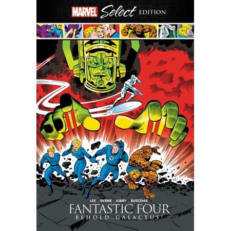 Fantastic Four: BeholdGalactus! Marvel Select Edition ()
