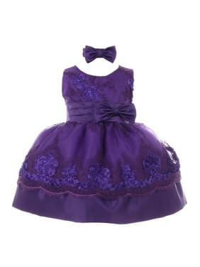 91aab40ed57a Baby Girls Dresses - Walmart.com