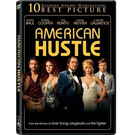 American Hustle  With Instawatch   Anamorphic Widescreen