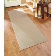 """Extra Wide and Long Nonslip Runners Home Hall Kitchen Accent Mat Rug (28"""" x 90"""", Sage)"""