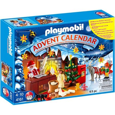Playmobil Christmas Post Office Advent Calendar Set  4161