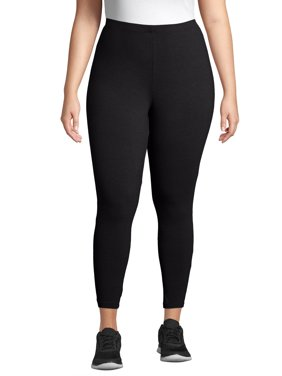 Just My Size Women's Plus Size Stretch Jersey Legging