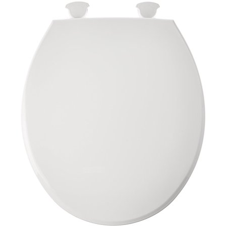 800ec000 Plastic Round Toilet Seat With Easy Clean And