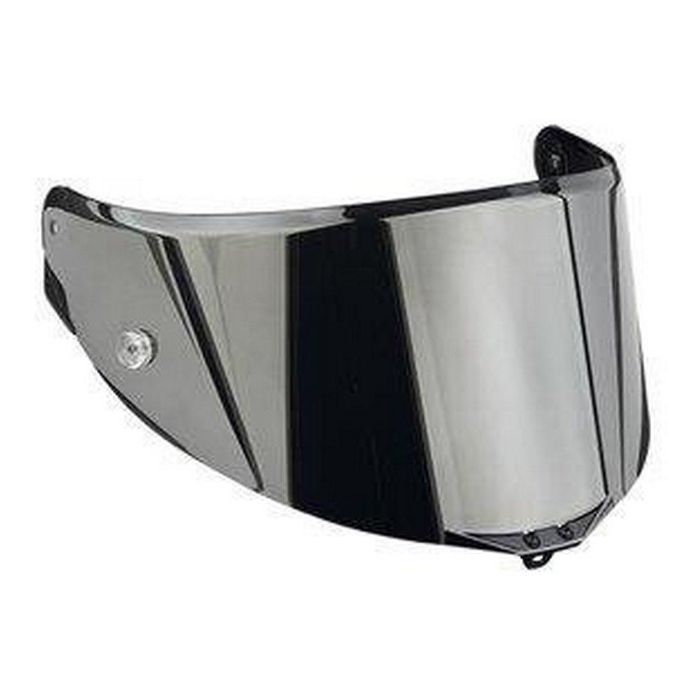 AGV Anti-Scratch Shield for Pista Helmet - Irridium Silver KV0A6N1004