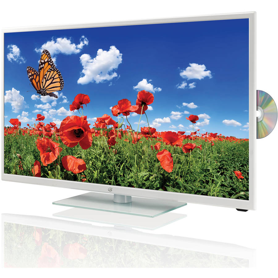 "GPX 32"" Class - Full HD, DLED TV with DVD Player - 1080p, 60Hz (TDE3274WP)"