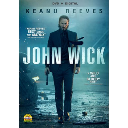 John Wick (DVD + Digital)