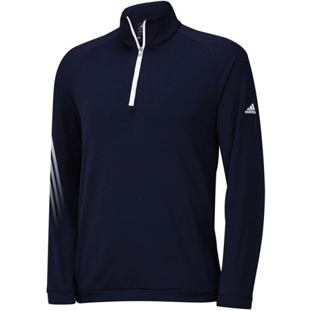 Closeout Training (Adidas ClimaLite 3 Stripes ½ Zip Golf Training Top 2015)