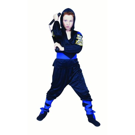 Fire Dragon Ninja Costume (Dragon Ninja Costume)