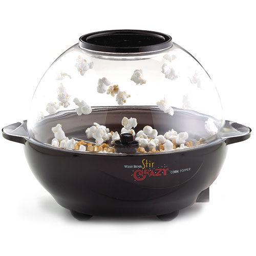 West Bend Stir Crazy Popcorn Popper