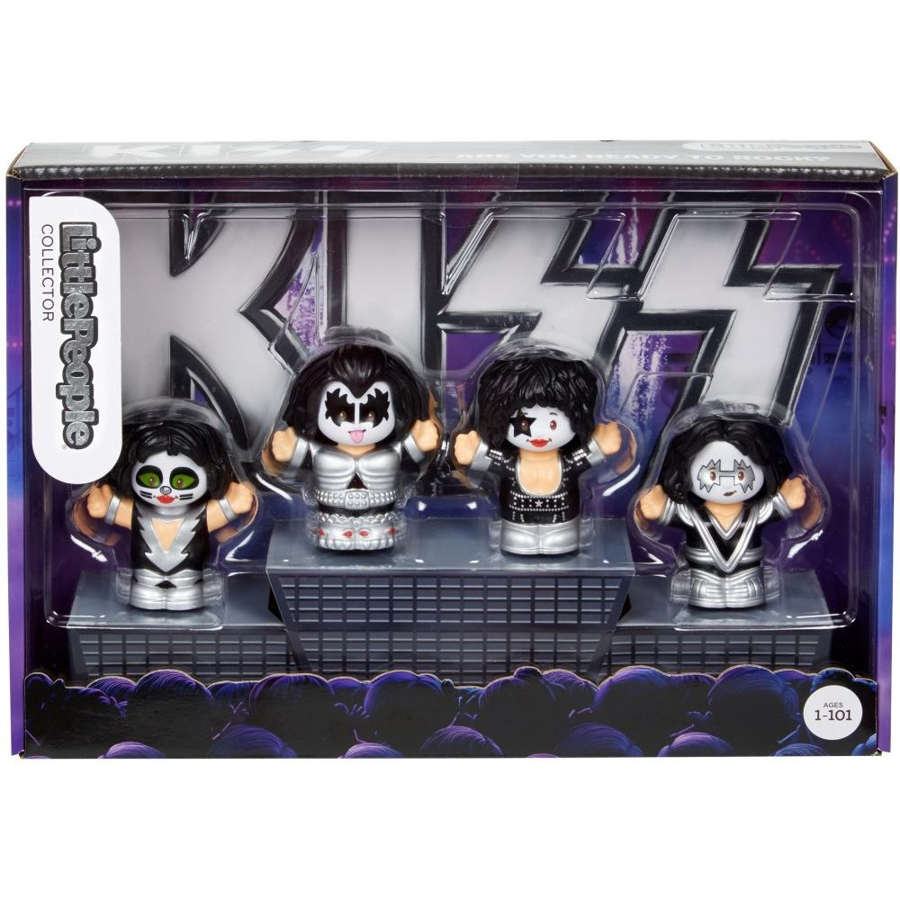 Fisher-Price Little People Collector Kiss Figure Set