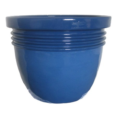 Better Homes And Gardens Bombay 12 Planter Blue
