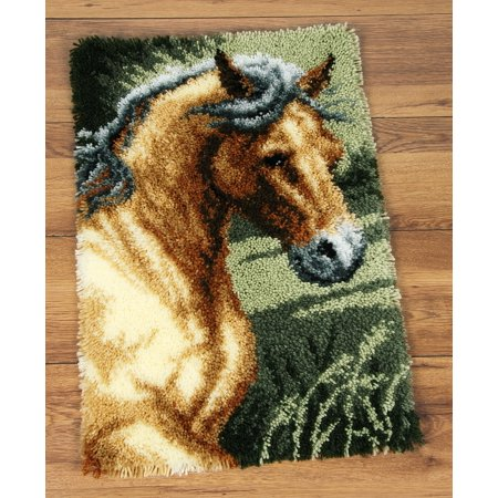 Vervaco Latch Hook Rug Kit 18 X28