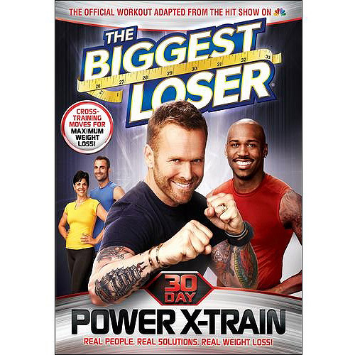 The Biggest Loser: 30 Day Power X-Train (Widescreen)