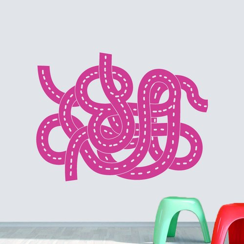 Sweetums Wall Decals Road Wall Decal