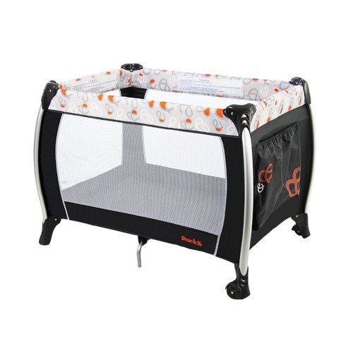 Dream On Me Family Collection Play Pen, Orange