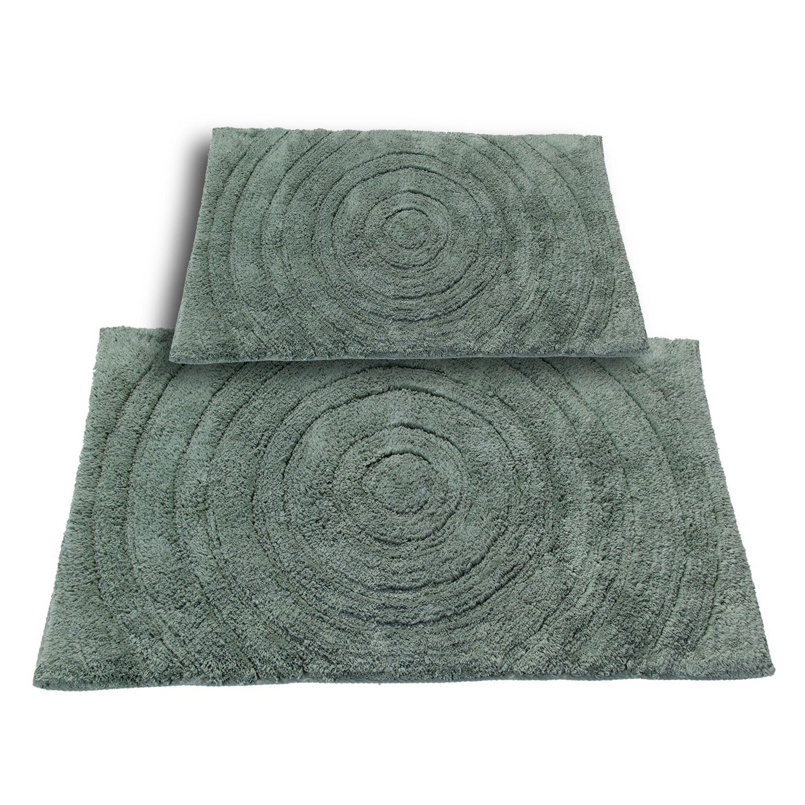 Elegance Collection Echo Bath Rug - Set of 2