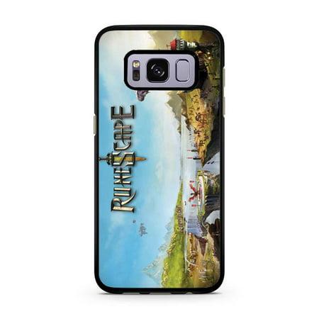 Runescape Galaxy S8 Plus Case