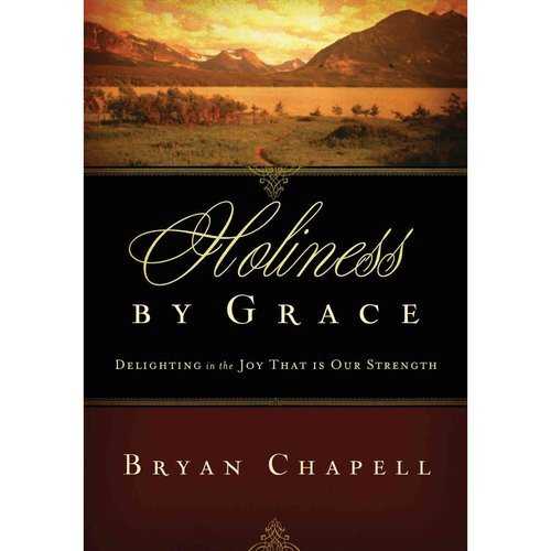 Holiness by Grace : Delighting in the Joy That Is Our Strength