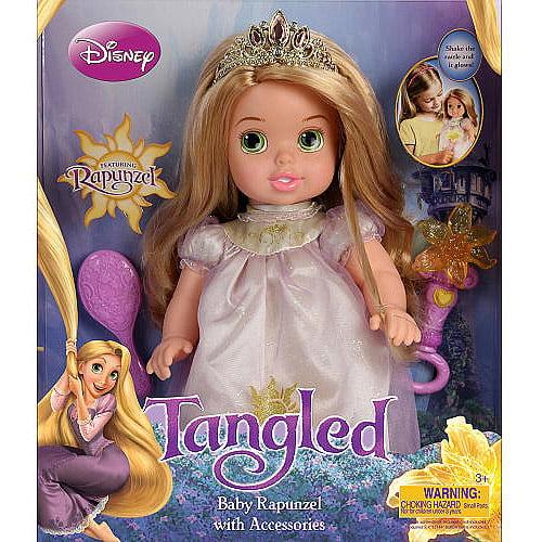 Disney Rapunzel Baby Doll