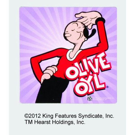 Olive Oyl Magnet - Sweet Pea Olive Oyl