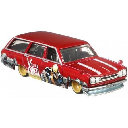 Hot Wheels Nissan Skyline Van