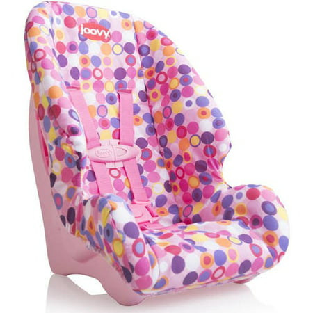 Joovy Baby Doll Toy Booster Car Seat Accessory,