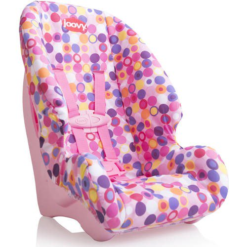 Joovy Baby Doll Toy Booster Car Seat Accessory Pink Walmart Com