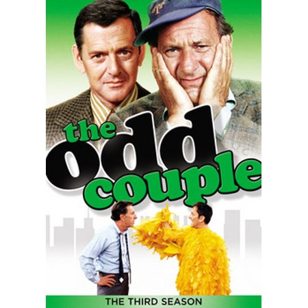 The Odd Couple: The Third Season - Tv Show Couples Halloween