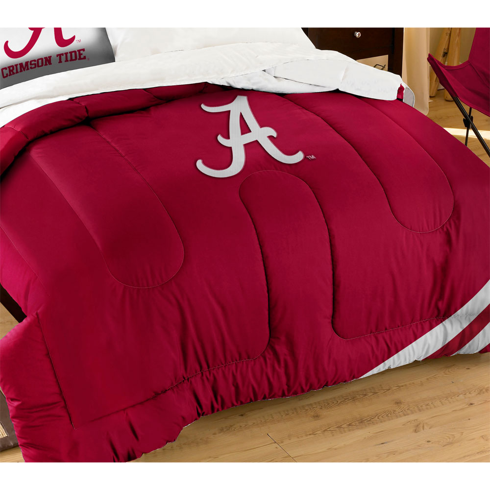 The Northwest Company 18082840 Alabama Twin-full Comforter Set Contrasting Color Bedding