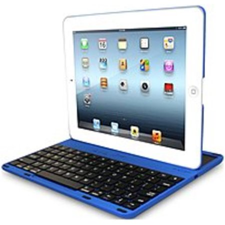 Limited Offer Digital Gadgets DGIPA431BK-BL 3-in-1 Bluetooth Keyboard and Case (Refurbished) Before Special Offer Ends