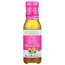 Salad Dressing & Toppings: Primal Kitchen Lemon Turmeric Vinaigrette