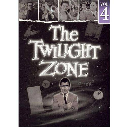 The Twilight Zone, Vol. 4 by Image Entertainment