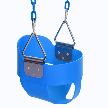 Lowest Price Ever Toddler Swing With A 60 Inch Coating Chain Full