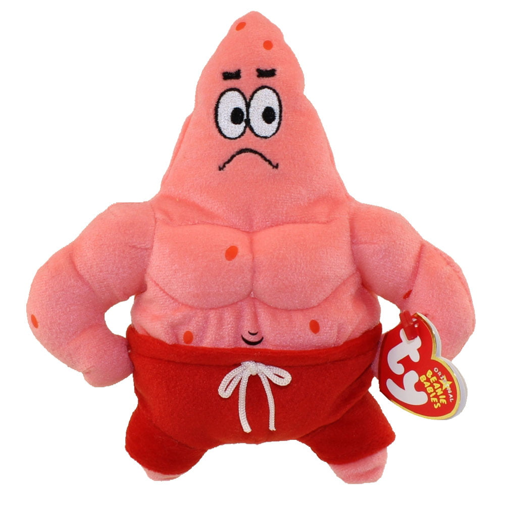 PATRICK STAR ( MUSCLE MAN STAR ) (7 Inch