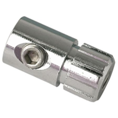 Ball Adapter With Set Screw, Stainless Steel - image 1 de 1