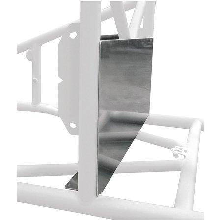 ALLSTAR PERFORMANCE ALL23226 Sprint Car Body Panels Flat Front Air Box ()