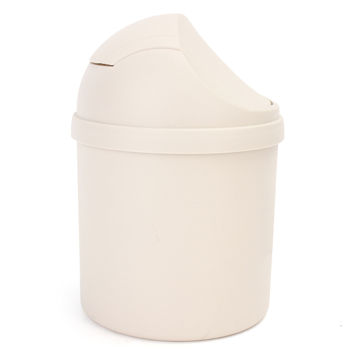 Mini Small Waste Bin Desktop Garbage Basket Table Trash
