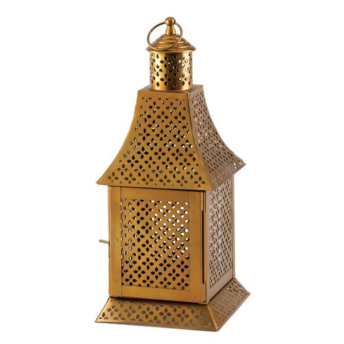 Malibu Creations Signature Series Enigma Metal Lantern