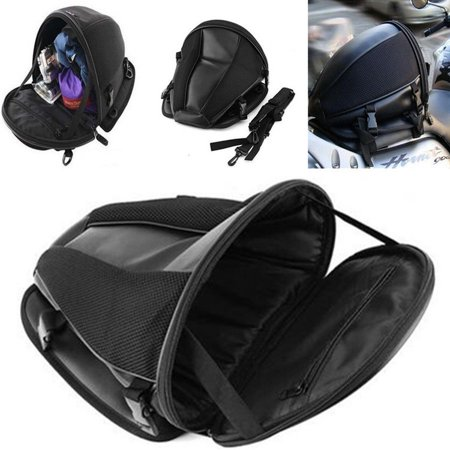 Sci Con Saddlebag - Motorcycle Dirt Bike Back Seat Bag Tail Shoulder Waterproof Bag Hand Saddlebag