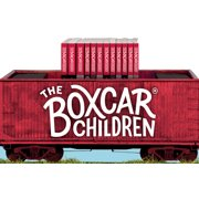 The Boxcar Children Bookshelf (Books #1-12) [With Activity Poster and Bookmark] (Paperback)