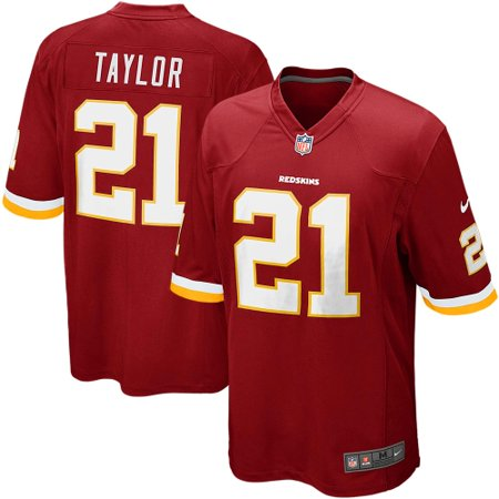 best authentic fd7c4 e00fb Sean Taylor Washington Redskins Nike Retired Player Game Jersey - Burgundy
