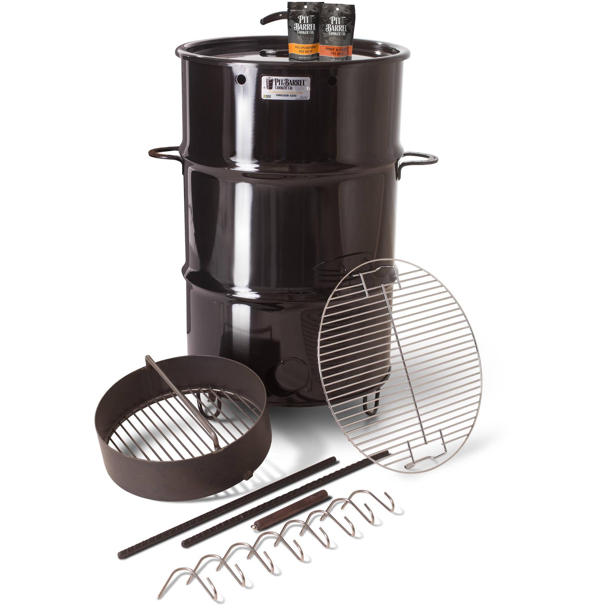 Pit Barrel Cooker, Black