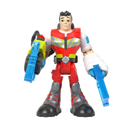 Rescue Heroes Reed Vitals 6-Inch Figure with