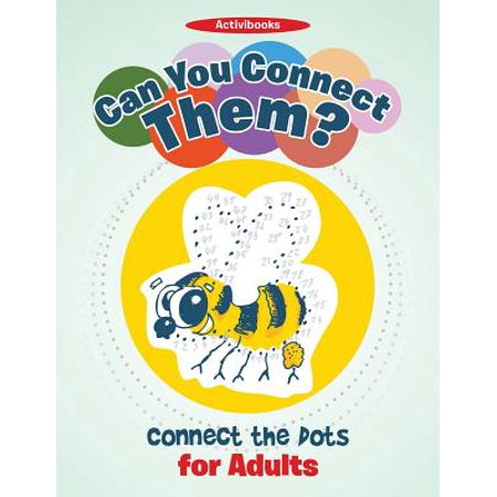 Adult Connect The Dots (Can You Connect Them? Connect the Dots for)