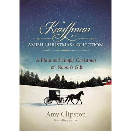 Kauffman Amish Bakery: A Kauffman Amish Christmas Collection (Paperback) ()