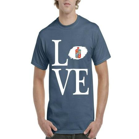 Love Mexico State of Tabasco Men's Short Sleeve (Tabasco T-shirts)
