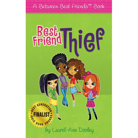 Best Friend Thief - eBook