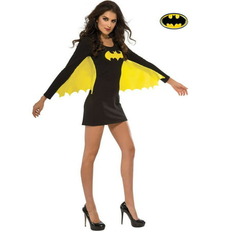 Sexy Batgirl Wing Dress Costume](Teen Batgirl Costume)